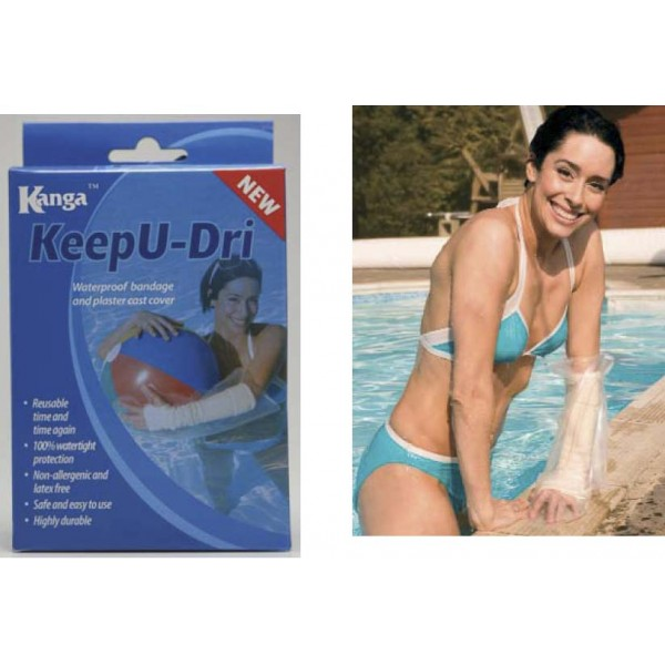 Kanga® KeepU-Dri | Waterproof Cast Protectors