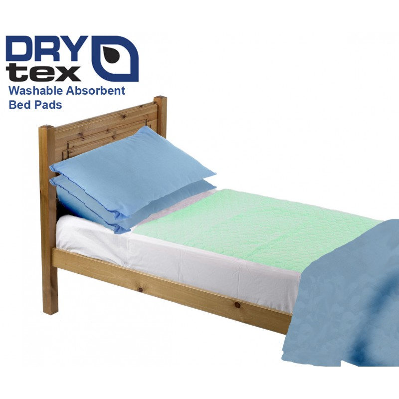 DRYtex® Washable Absorbent Bed Pads