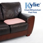 Kylie® Chair Pads | Pink, Blue or Black
